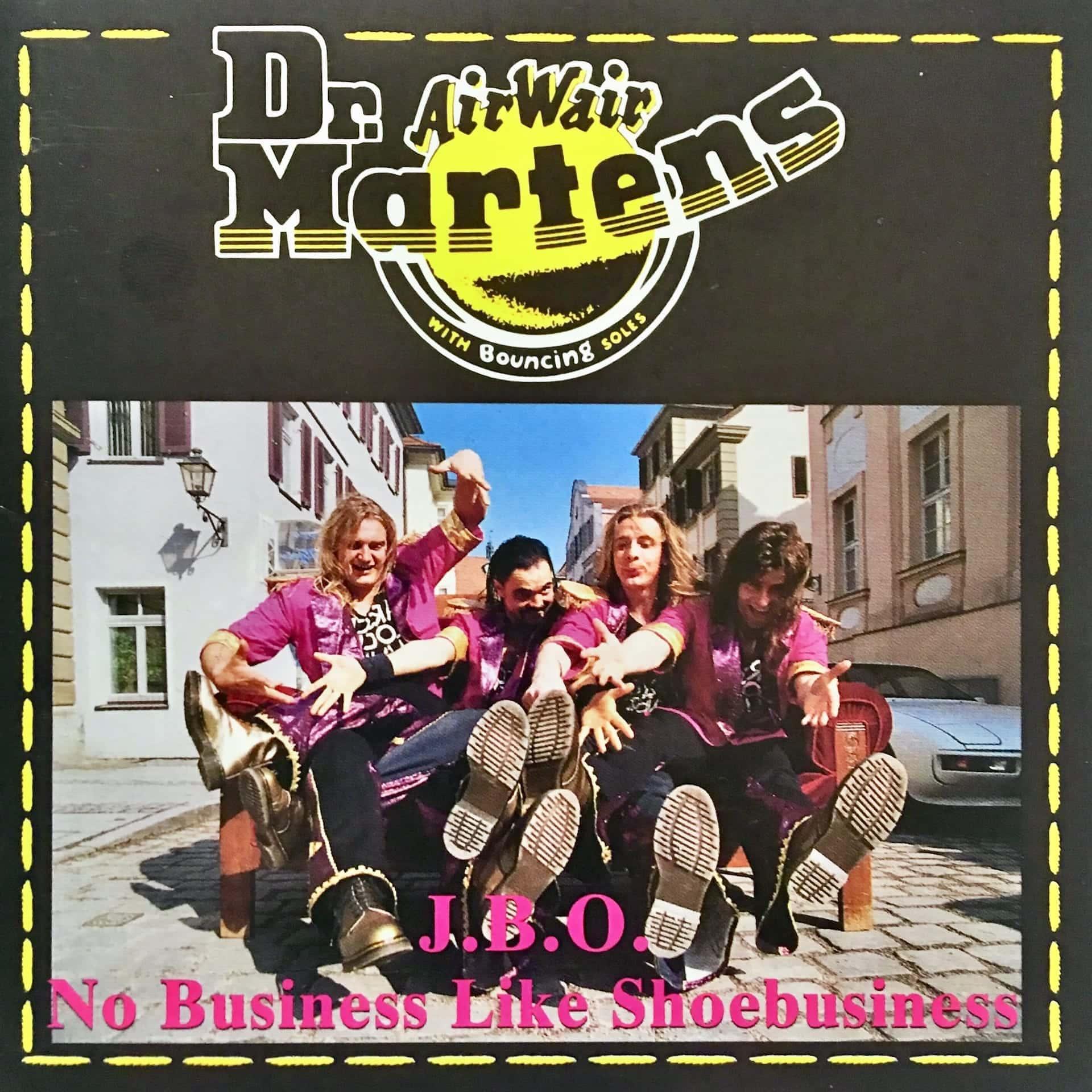 No Business Like Shoebusiness