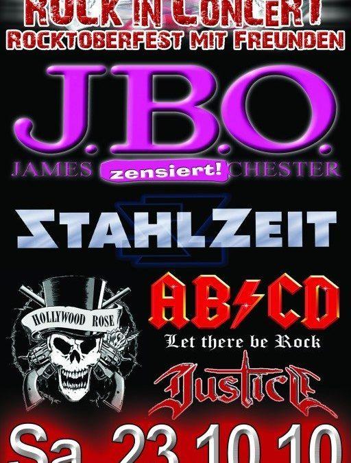 Konzert in Wuppertal verlegt – Flyer für Lichtenfels