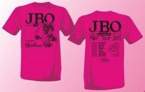 J.B.O. Killeralbum - Dschäibionen-Shirt