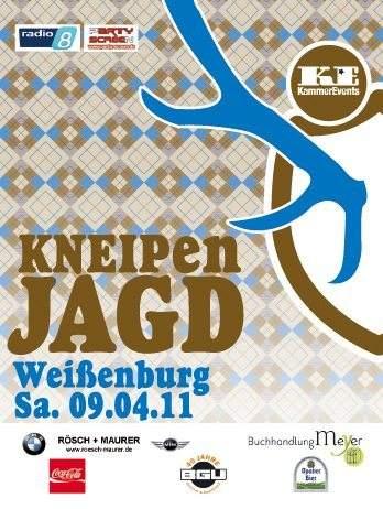 Neuer Termin: 9. April in Weißenburg