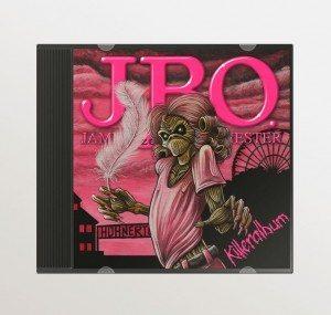 J.B.O. Killeralbum - Standard-CD