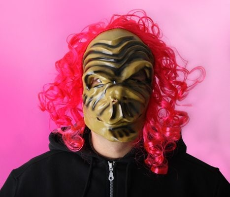"Maske ""Ingrid"""