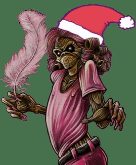 Weihnachts-Ingrid