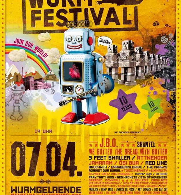07.04.2012 – Neumarkt – Wurmfestival