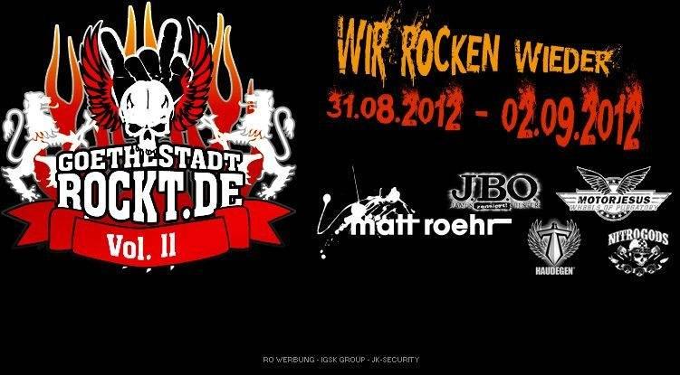Goethestadt Rockt Vol. II