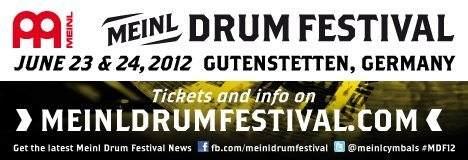 Meinl Drum Festival 2012