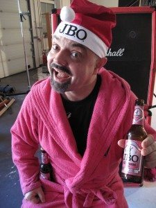 Weihnachts-Wellness mit J.B.O.