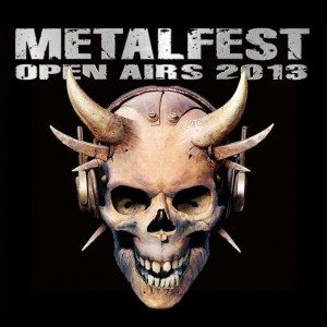 Metalfest 2013 - St. Goarshausen - Loreley