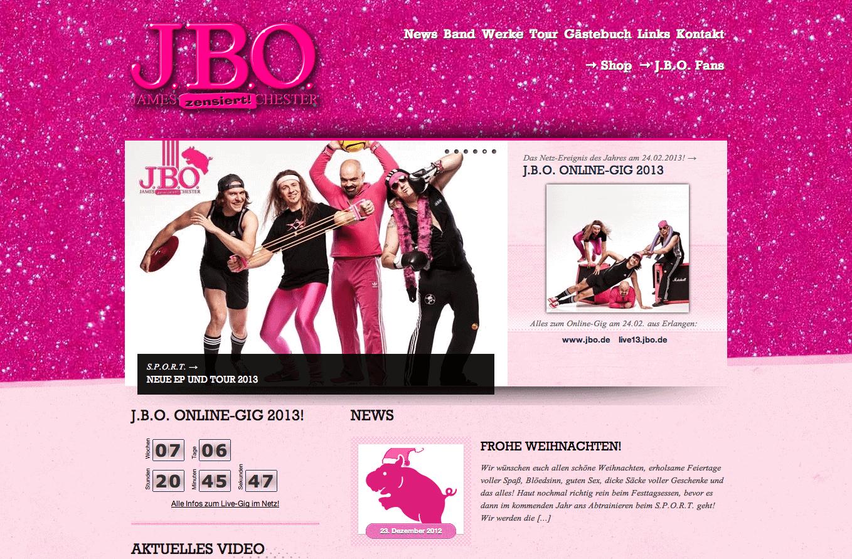 Unsere neue Homepage – und ein besonderes Konzert!
