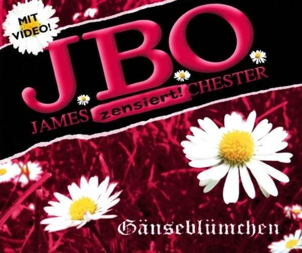 J.B.O. - Gänseblümchen - Front-1