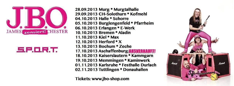 Ausverkauft: Aschaffenburg
