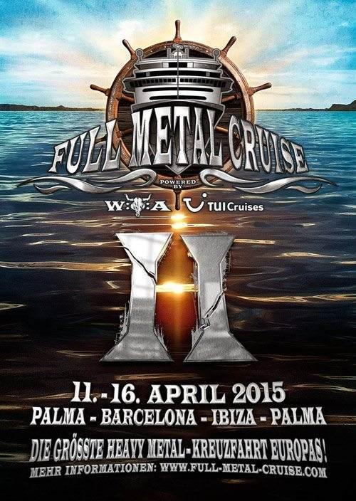 Full Metal Cruise II
