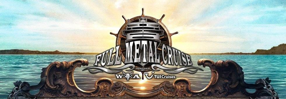 Full Metal Cruise 2015: Kreuzt mit uns die Fahrt