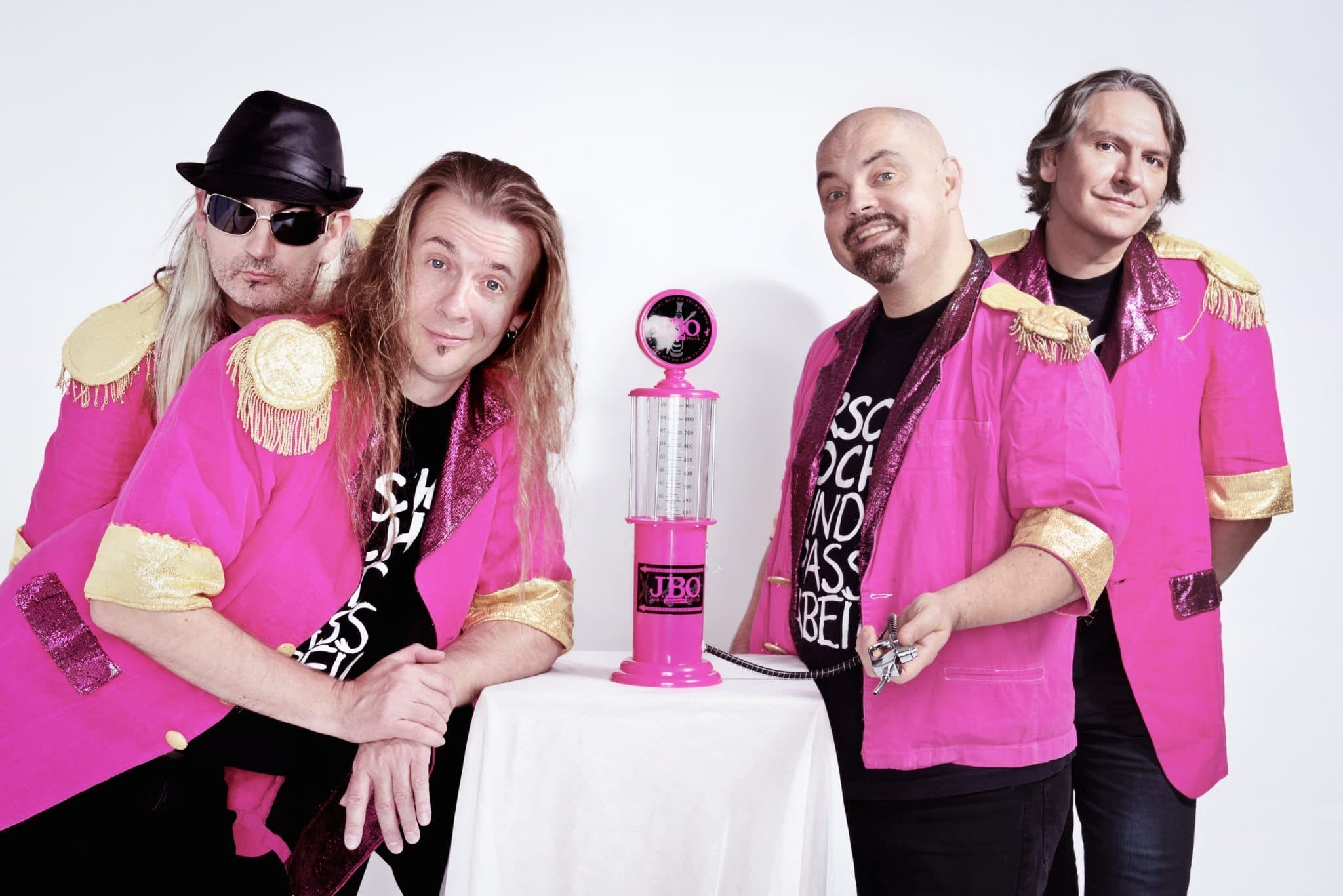 Nur die Besten werden alt – Tour-Edition