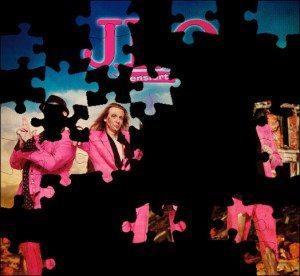 Cover-Puzzle: J.B.O. - Nur die besten werden alt