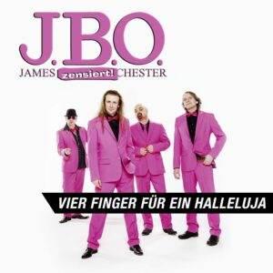 Cover: J.B.O. - Vier Finger für ein Halleluja