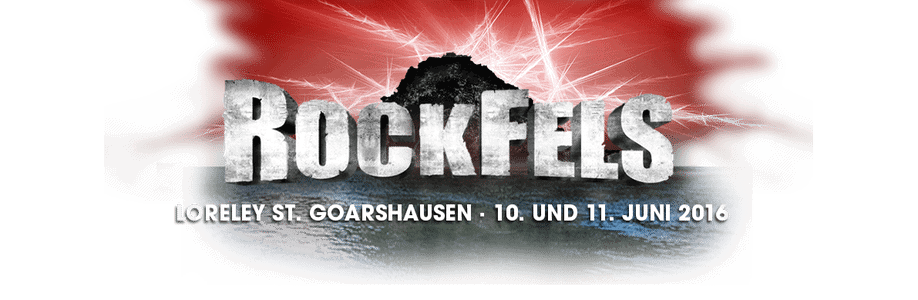 Festivals 2016: Rock-Fels Open Air