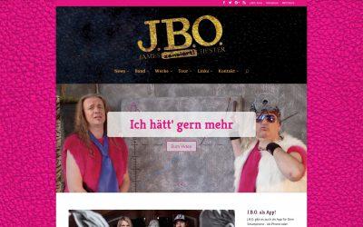 Frische Klamotten für die Website