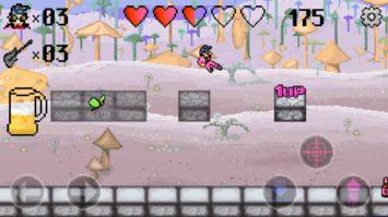 Jump'N'Blast Overkill - das J.B.O.-Spiel