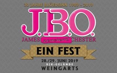 Ein Fest: Ticket-VVK im Ultrastore nur noch bis morgen!
