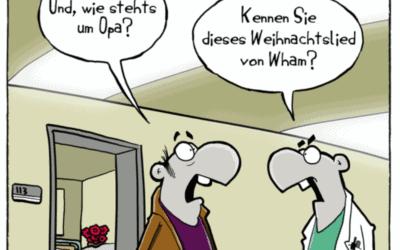 🎄 Blastvent: Und noch ein Cartoon