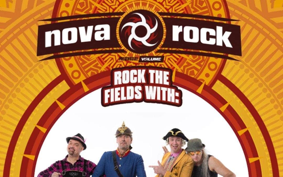 🎁 Blastvent: Wir sind 2019 beim Nova Rock