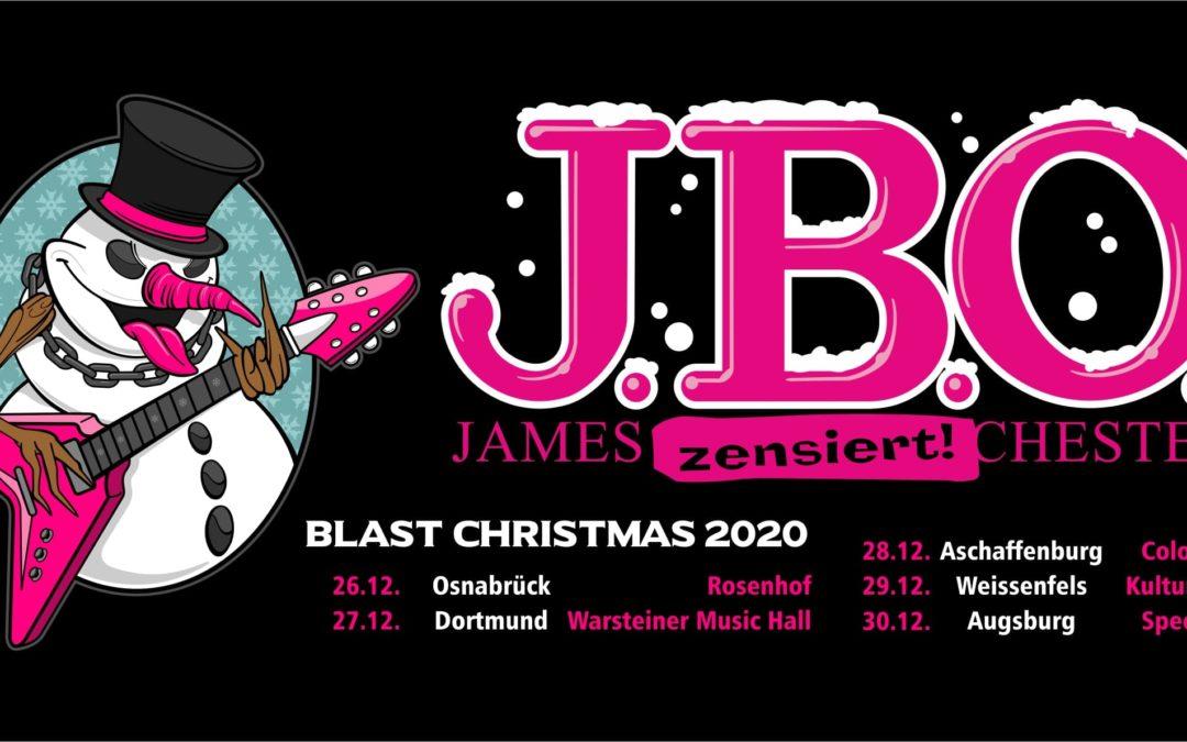 Blast Christmas 2020 – die Termine!