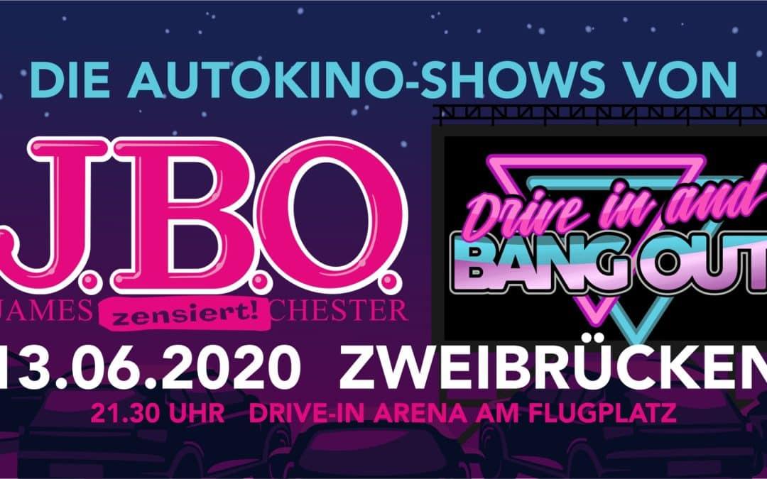 🚘 Wer ist der Fahrer? Drive in and Bang out am 13.06. in Zweibrücken!