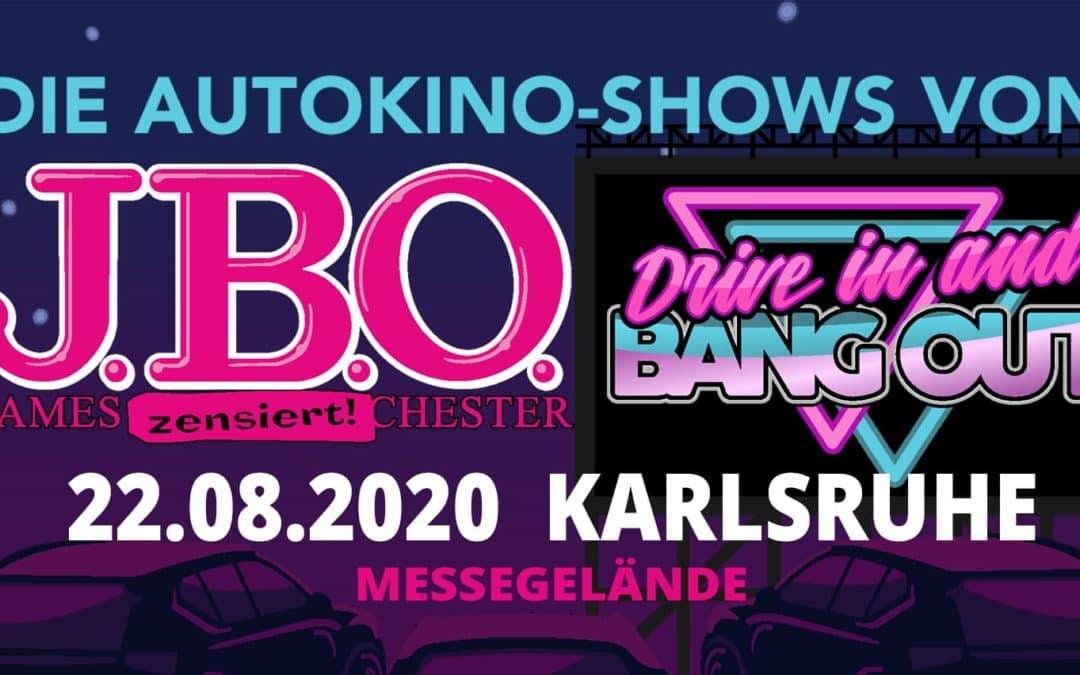🚘 Karlsruhe verlegt auf 30. August 2020