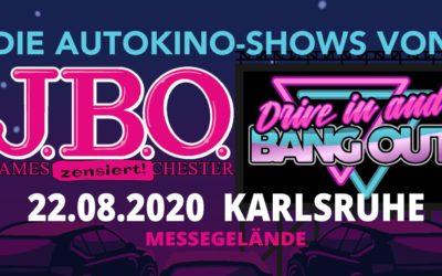 🚘 Karlsruhe verlegt auf 22. August 2020
