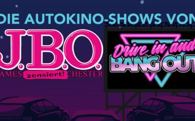 🚘 Drive in and Bang Out wird fortgesetzt!