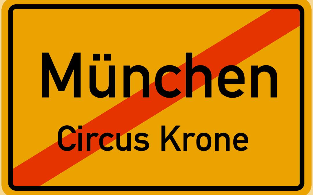Kein Circus-Konzert in München 🙁