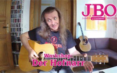 Workshop: Der Hofnarr