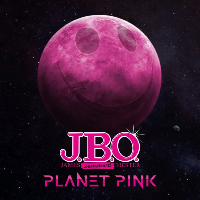 Cover: Planet Pink